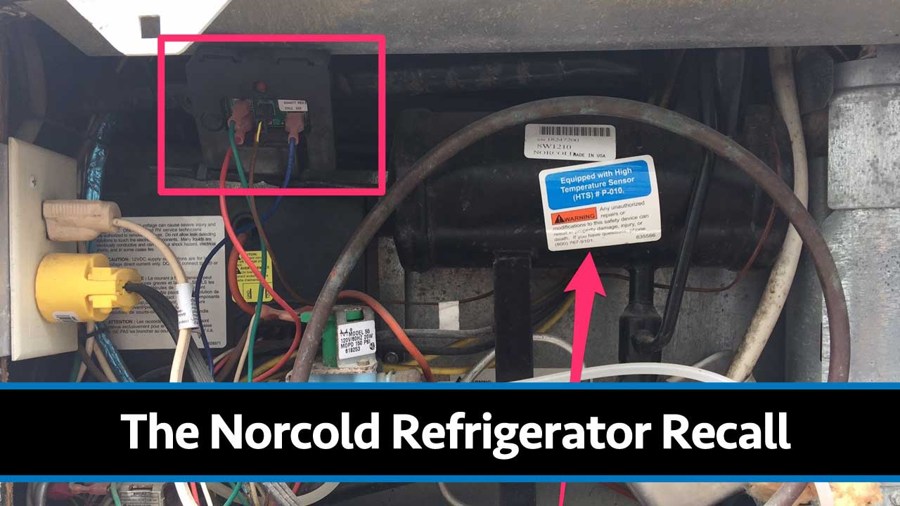Lovely Norcold Refrigerator Not Working Netbakers Site